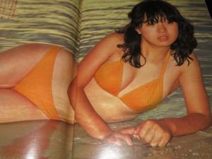 GORO1982年24号 中森明菜水着