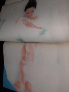 週刊プレイボーイ1971年 安倍律子