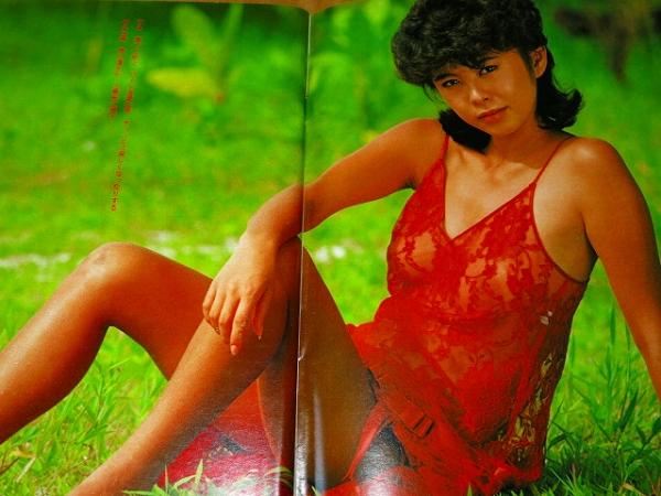 五十嵐夕紀 週刊プレイボーイ1983年