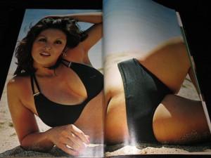週刊プレイボーイ1974年 夏木マリ