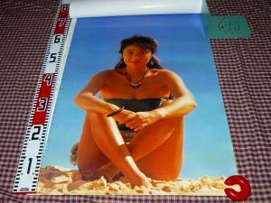 浅野ゆう子カレンダー