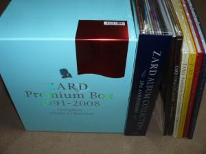 ZARD DVDボックス