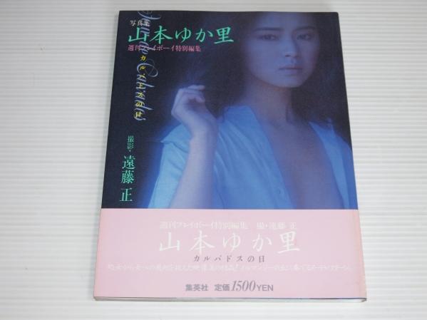 山本ゆか里 週刊プレイボーイ特別編集