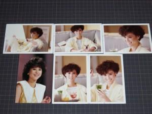 松田聖子生写真