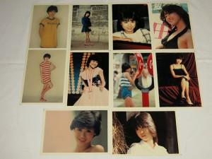 松田聖子フォトパックシリーズ生写真