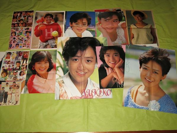 岡田有希子ポスター