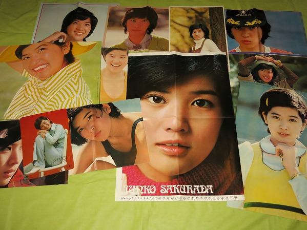 桜田淳子ポスター