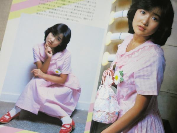 岡田有希子 アイドルタッチ