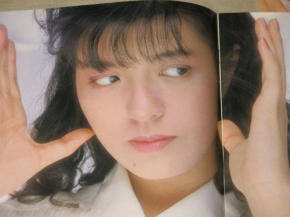 南野陽子ONKYOカタログ