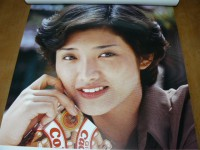 山口百恵ポスター