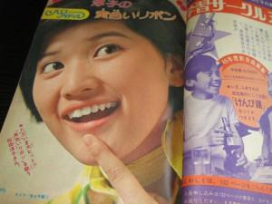 桜田淳子雑誌