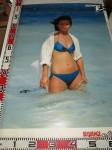 大場久美子オリンパスポスター