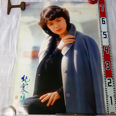 森昌子北寒港ポスター