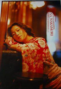 中森明菜カレンダー1989